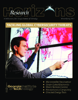 Research Horizons Volume 28, Number 1, Winter-Spring 2011