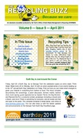 Recycling Buzz, Volume 9, Issue 9