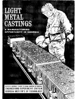 Light metal castings : a manufacturing opportunity in Georgia