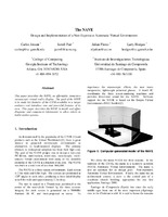 The Nave: Design and Implementation of a Non-Expensive Automatic Virtual Environment