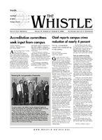 The Whistle Volume 29, Issue 6
